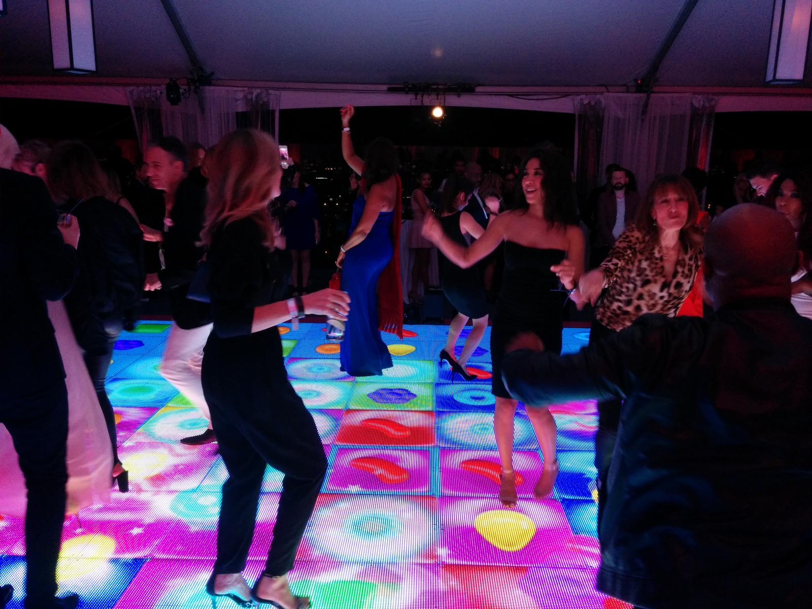 Candy Crush Dance Floor