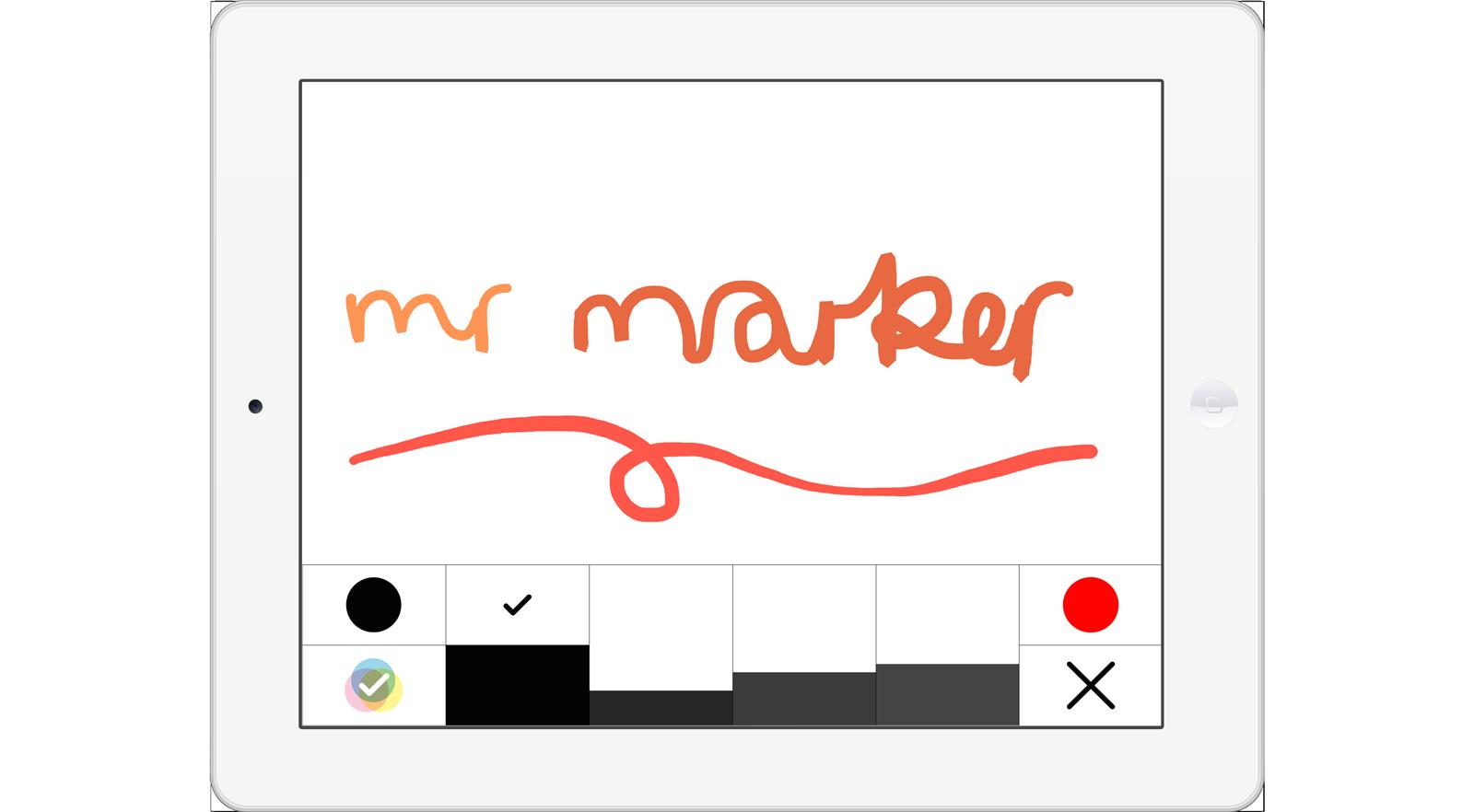 Mr Marker
