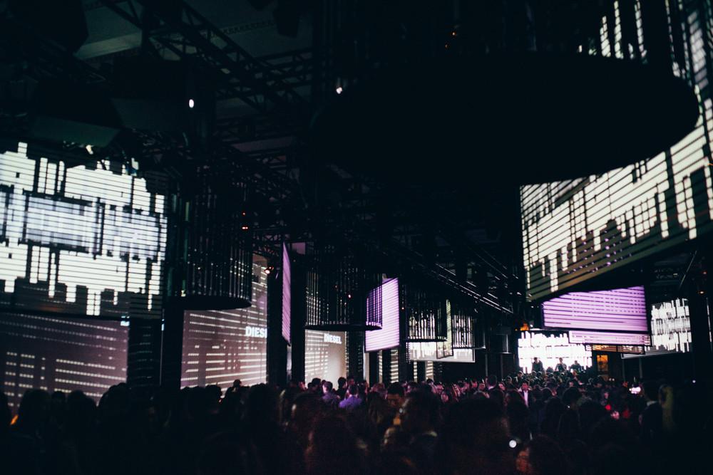 Diesel Shanghai Fashion Week