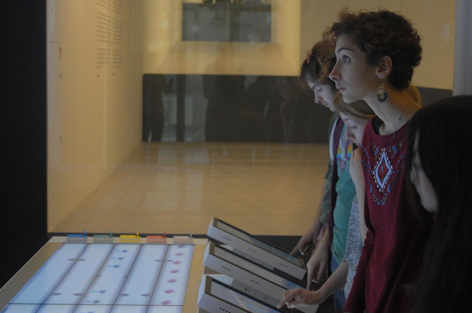 MAST Interactive Exhibits