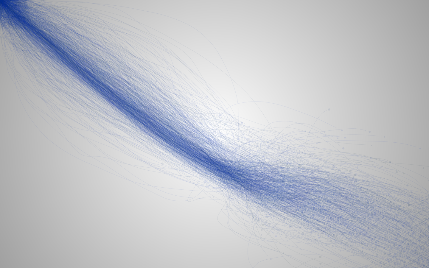 Sketching With Particles