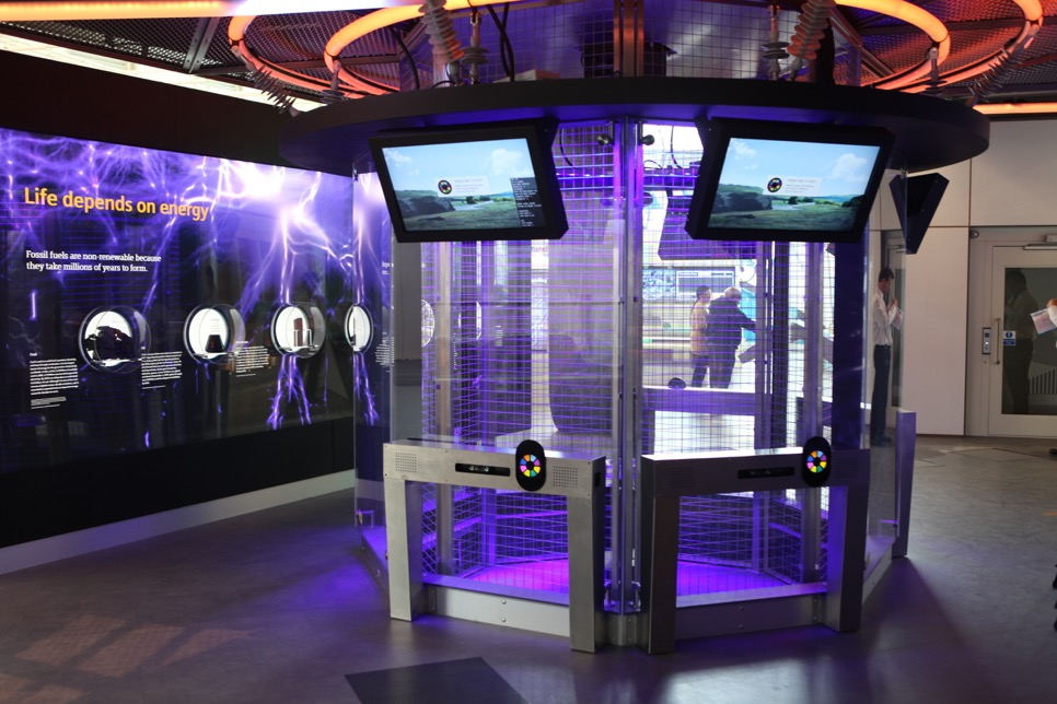 Siemens / The Crystal Interactive Exhibits