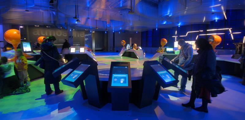 Science Museum / Atmosphere Gallery