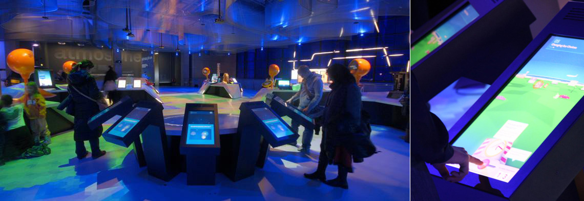 Science Museum / Atmosphere Gallery