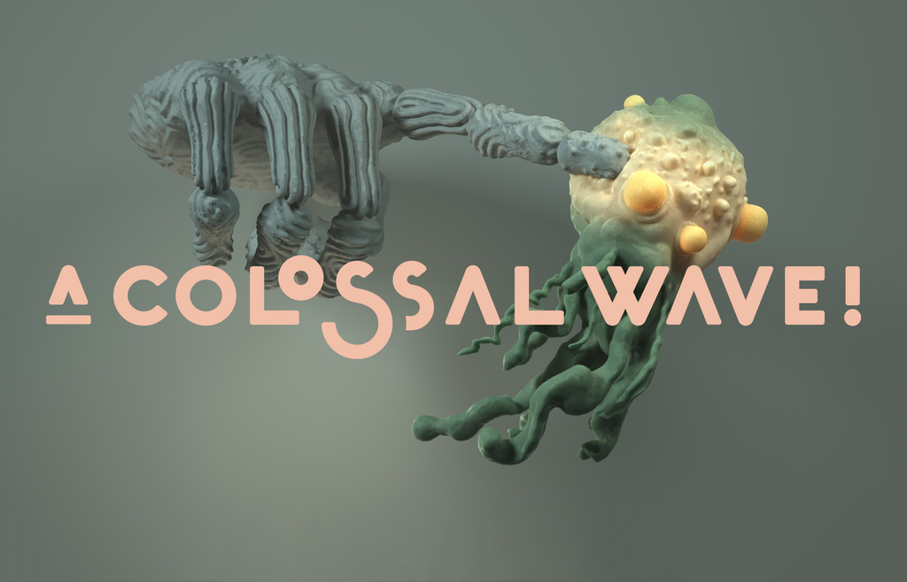 A Colossal Wave!